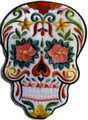 Flor Bonita Sugar Skull