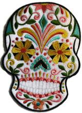 Flor De Fiesta Sugar Skull