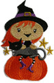 Winnifred Witch and Cat