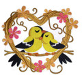 Goldfinch Love Nest