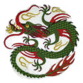 Chinese Dragon Circle