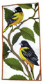 Baltimore Oriole Panel
