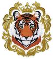 Royal Bengal Tiger Baroque