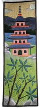 Japanese Garden panel Scene