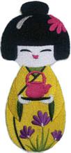 Kokeshi And Tea