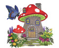 Fairy House in Toadstool