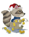 Christmas Party - Raccoon