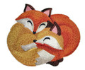 Autumn Cozy Cuddlers - Foxes