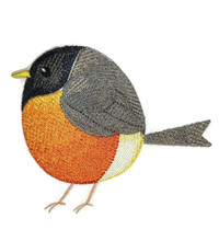 Roly-Poly Robin