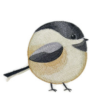 Roly-Poly Chickadee