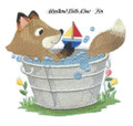 Woodland Bath Time - Fox