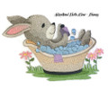 Woodland Bath Time - Bunny