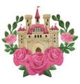 Storybook Castle in Bloom