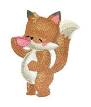 Tea Sipping Fox