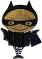 Boo Crew Bat