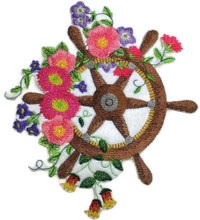 Ship's Wheel Bloom