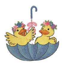 Umbrella Duckies