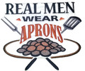 Real Men Wear Aprons