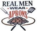 Real Men Wear Aprons