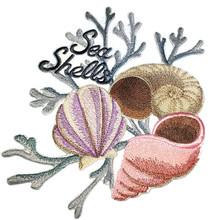 Sea Shell Portrait