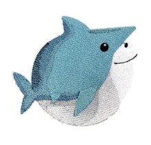 Roly-Poly Shark