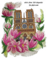 Notre Dame And Magnolias