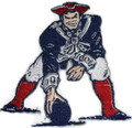 New England Patriots Extra Large Classic Icon ironon patch