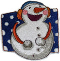 Laughing Snowman