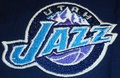 Utah Jazz logo Iron On Patch