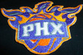 Phoenix Suns logo Iron On Patch