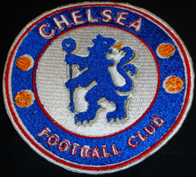 Chelsa FC. logo Iron On Patch