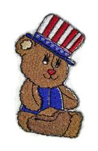 Baby Bear With flag Cap