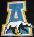 Alaska Nanooks logo Iron On Patch