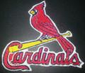 St. Louis Cardinals logo Iron On Patch
