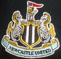 New Castle United logo Iron On Patch
