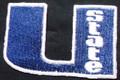 Utah State Logo Iron On Patch