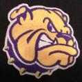 Western Illinois Leathernecks  Logo Iron On Patch