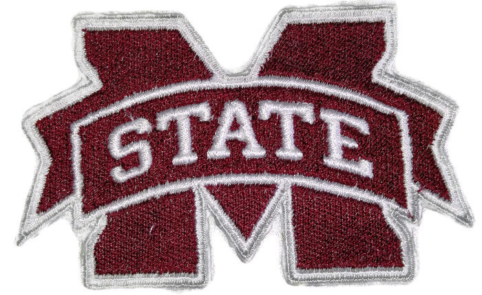 United States of America Patches Mississippi State Patch