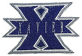 Xavier Musketeer  logo Iron On Patch