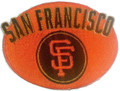 San Francisco Giants logo Iron On Patch