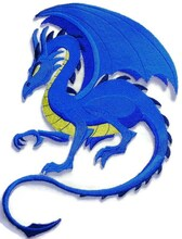 Dragon Crouching