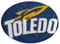 Toledo Rockets  logo Iron On Patch