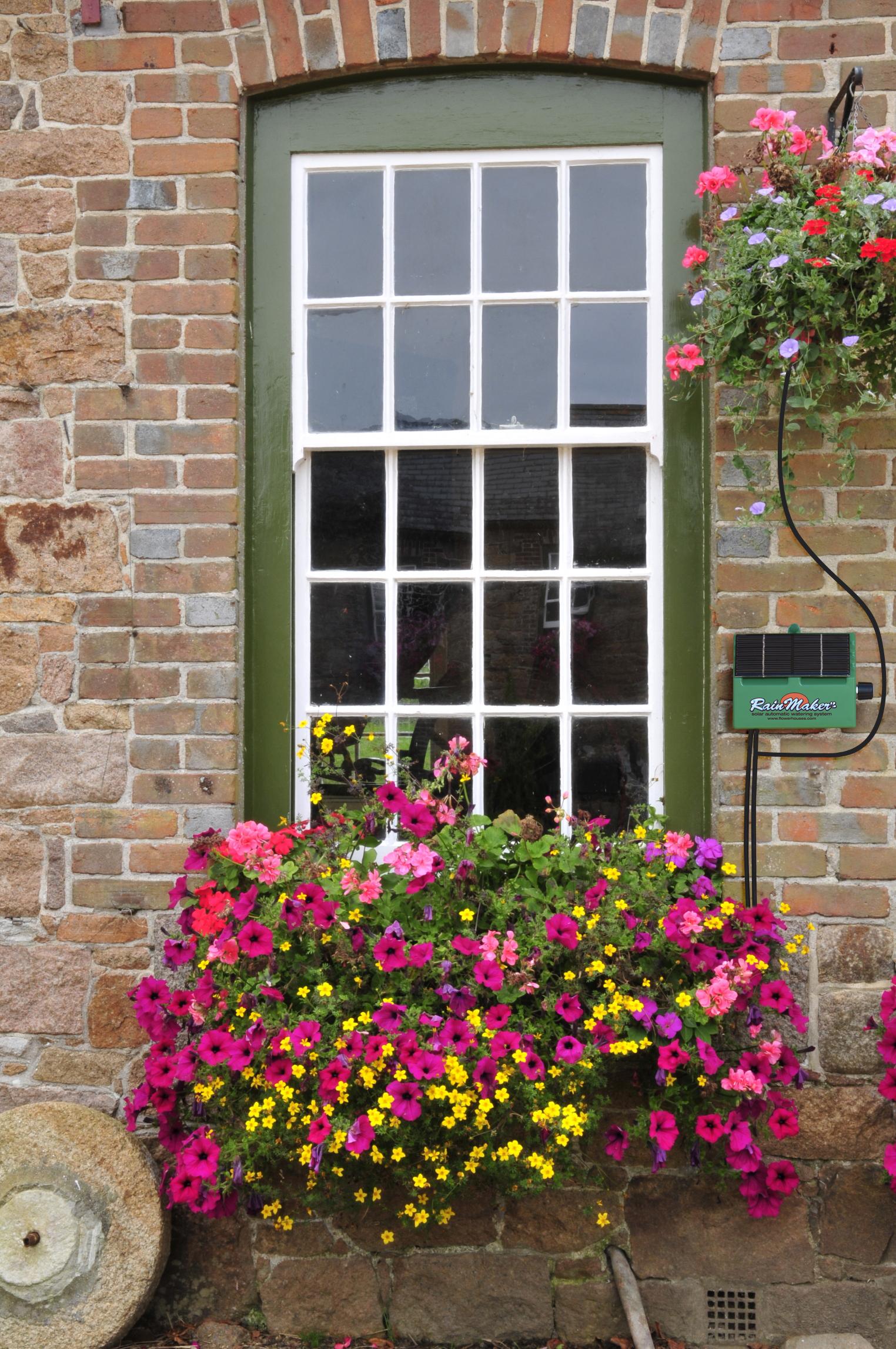 Rainmaker windowbox