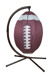 Football Hanging Lounge Chair W/ Stand Scratch & Dent