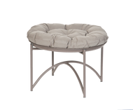 Center Table with Foot Stool & Cushion