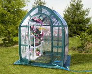 5' x 5' x 6.5' Plant House 5 Clear