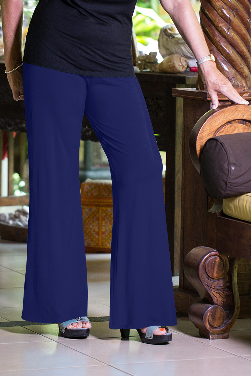 Wide leg Pants-front view