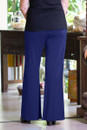 Wide leg Pants-back view