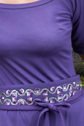 Reversible Modal belt detail
