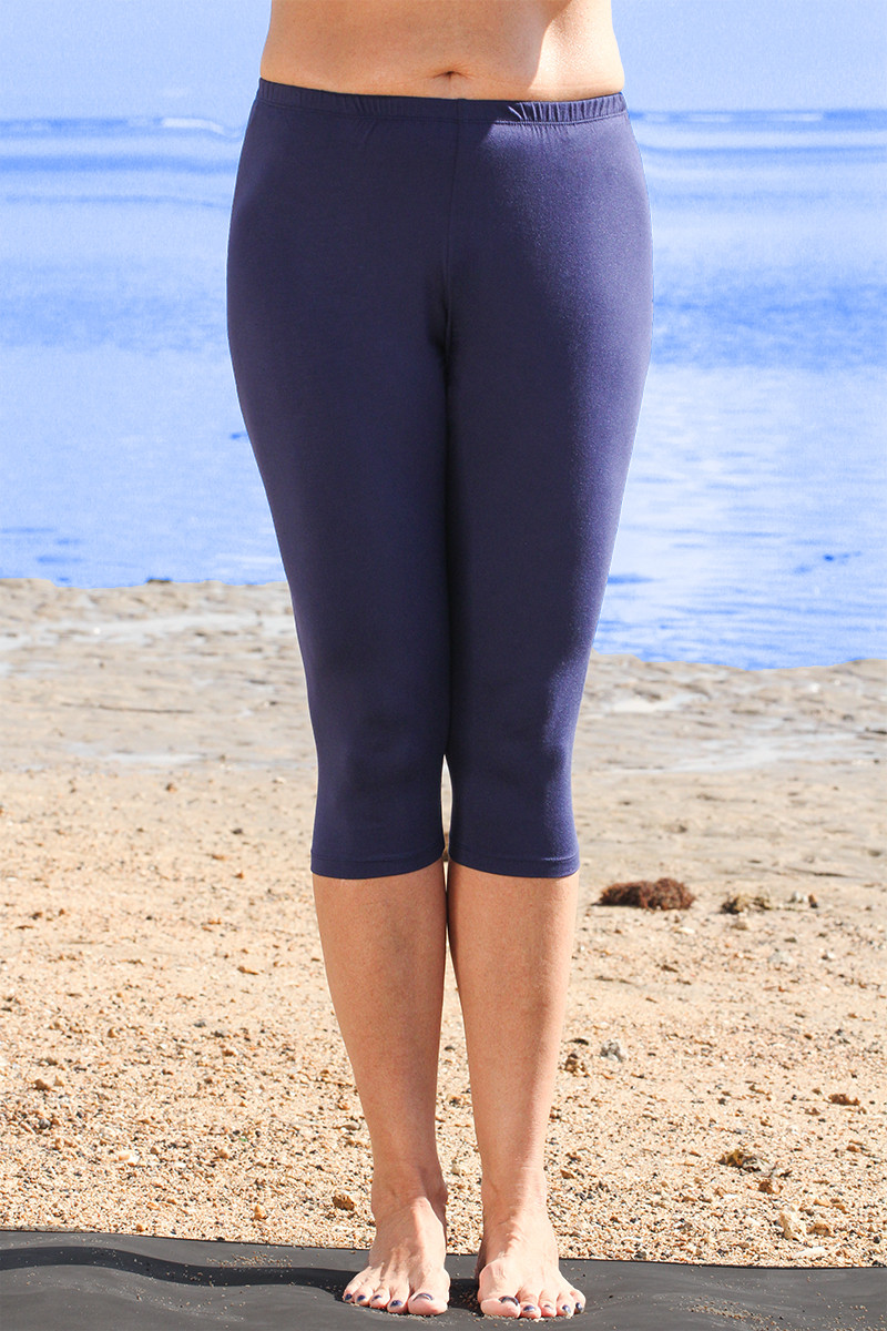 Short Leggings Front View